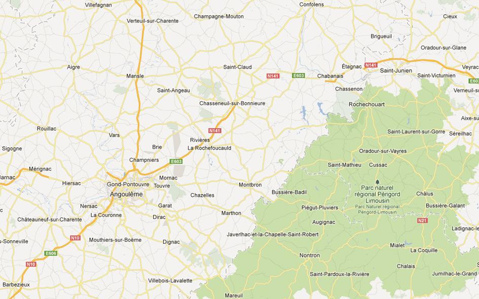 La Maison Bois Charente, montemboeuf