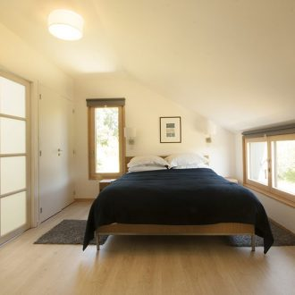 La Maison Bois, montemboeuf, charente, gite, eco gite, eco holiday home, timber frame, 4 bedrooms, self catering