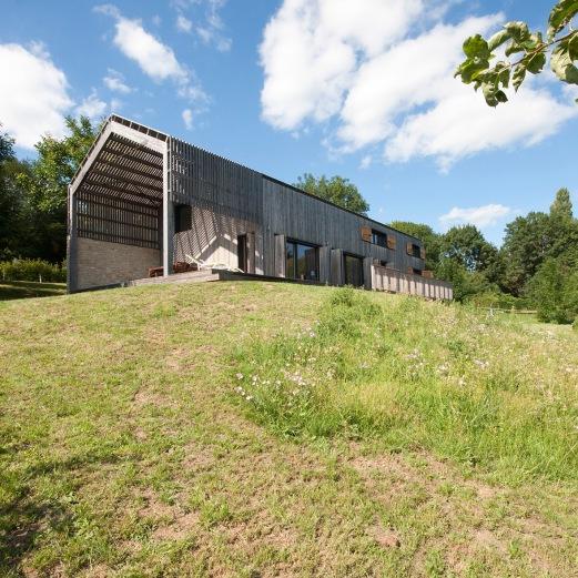 Montemboeuf, la maison bois, gite, holiday home